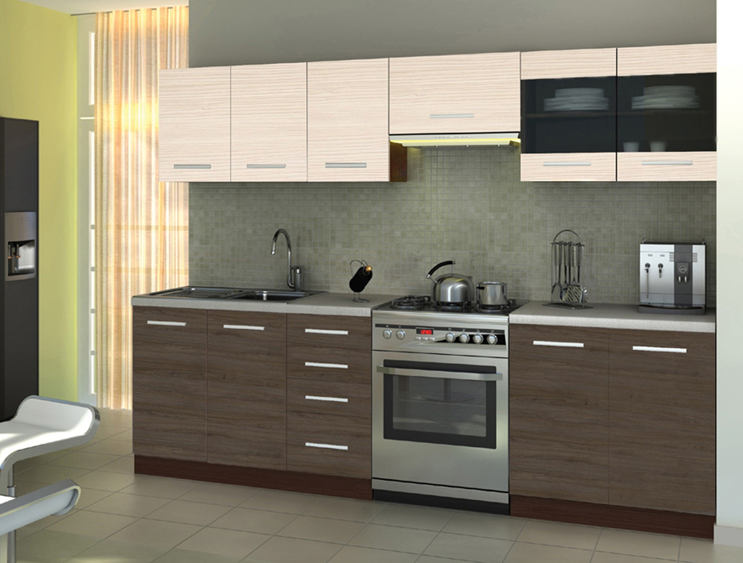Praktyczne i wygodne meble kuchenne modułowe